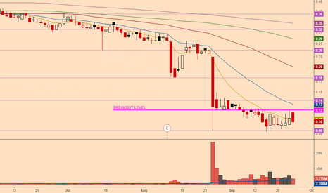 PVCT: Revival Breakout with nice volume expantion all month