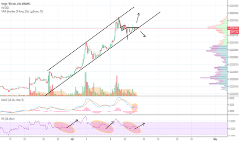 XVGBTC: Will VERGE (XVG) Make That LAST SPIKE and Let Us Earn 15 %?
