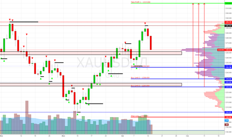 XAUUSD: XAU/USD (Gold) Buy Limit 1250.300, 1238.650 (Target $1315)