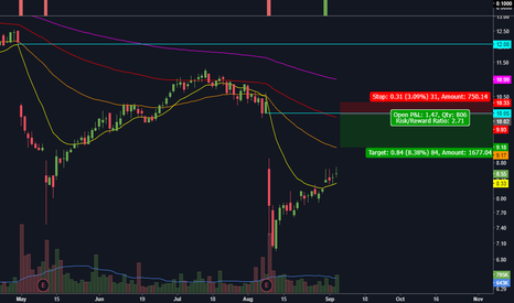 WAIR: gap fill from the short side