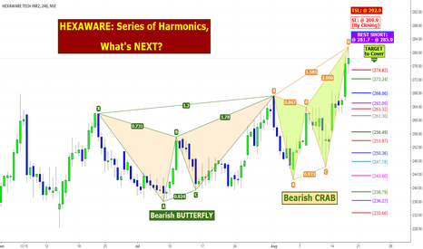 HEXAWARE: HEXAWARE: Series of Harmonics, What's NEXT?