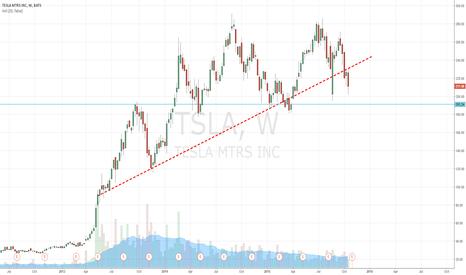 TSLA: Trend slowly changing