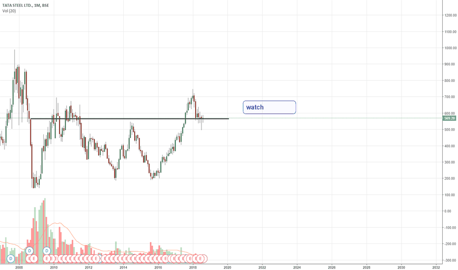 TATASTEEL: t watch