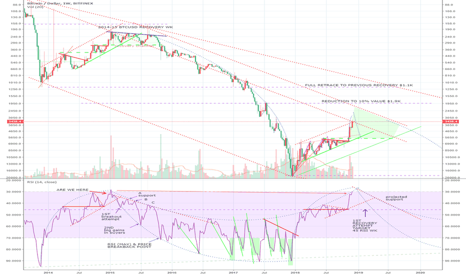 BTCUSD: Where will she stop - BTCUSD 5 year plan
