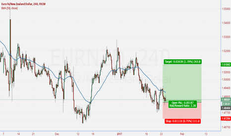EURNZD: EurNZD long term Buy situation