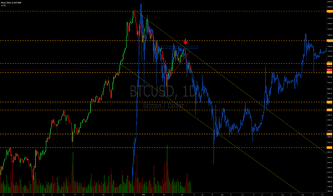BTCUSD: BTC (Crypto Market) Bloodbath - In Full Swing