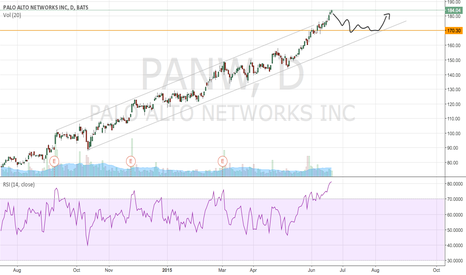 PANW: This is my guess on how this plays out. would love to buy at 170