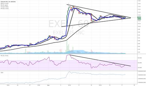 EXEL: $EXEL buy buy buy