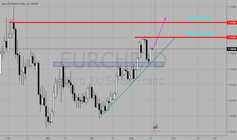EURCHF: Bullish Engulfing After Pull Back
