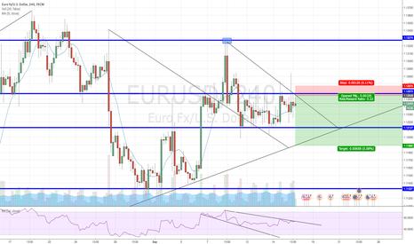 EURUSD: EUR/USD new Lows?