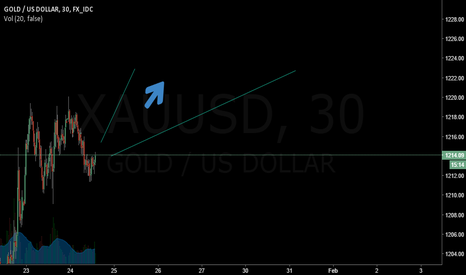 XAUUSD: Forecast GOLD will fly...