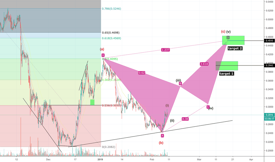 IOTUSD: Iota Mid term bullish