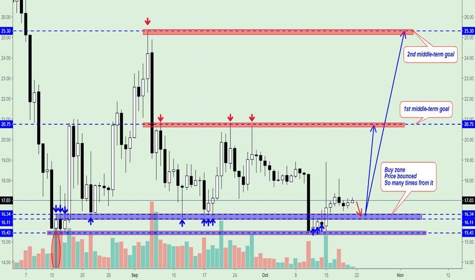 NEOUSD: NEO/USD Trading Plan