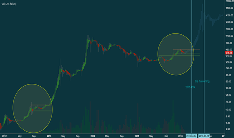 BTCUSD: Bitcoin fractal hopium