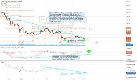 ECOM: ECOM Ready to break out?
