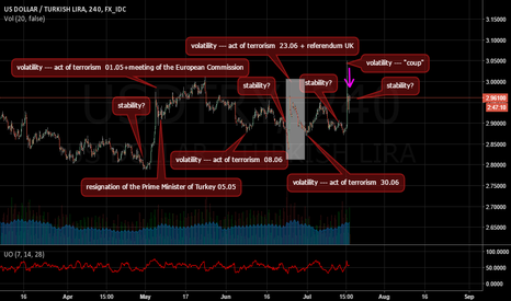 USDTRY: Economics or politics?