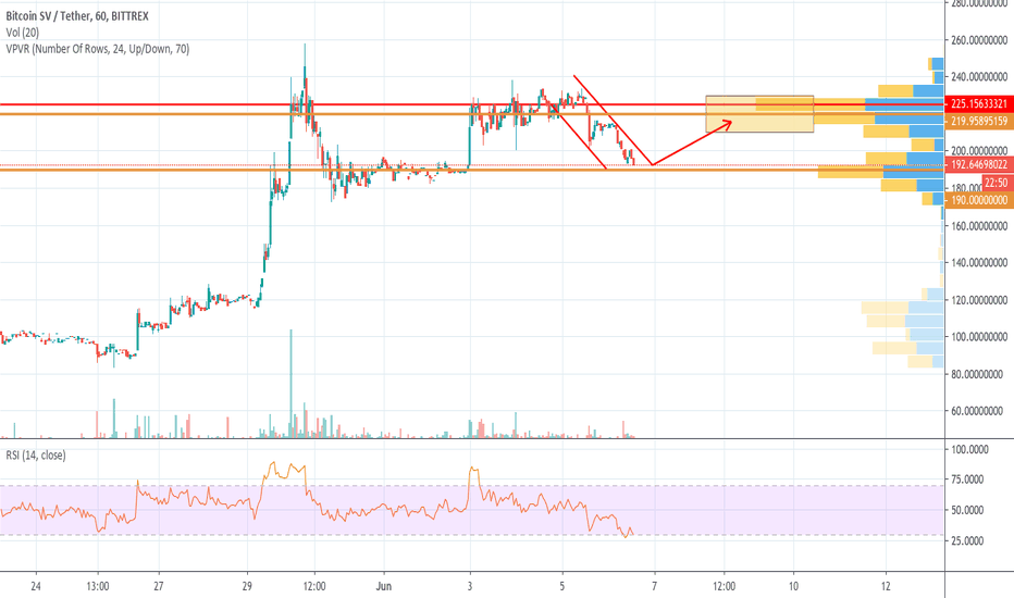 BSVUSDT Charts and Quotes — TradingView