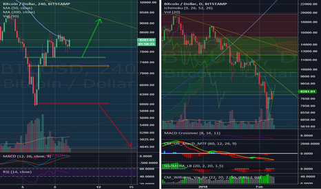 BTCUSD: Bitcoin UP or DOWN?