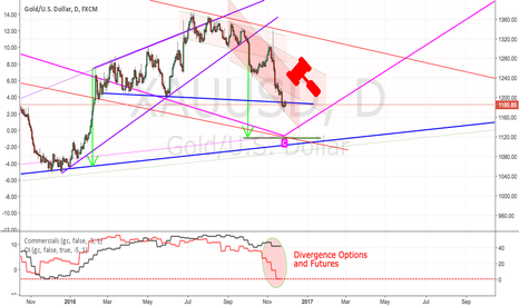 XAUUSD: Gold: Scarry COT Data