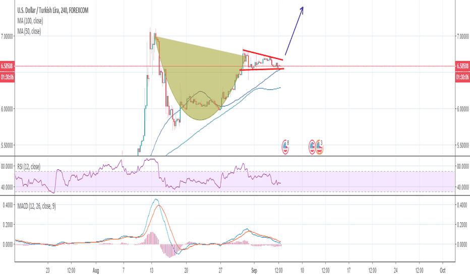 USDTRY: USD/TRY Long trade