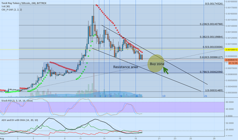 PAYBTC: Possible area to buy