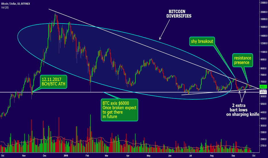 BTCUSD: The thruth about Bitcoin. Breathe in the air.