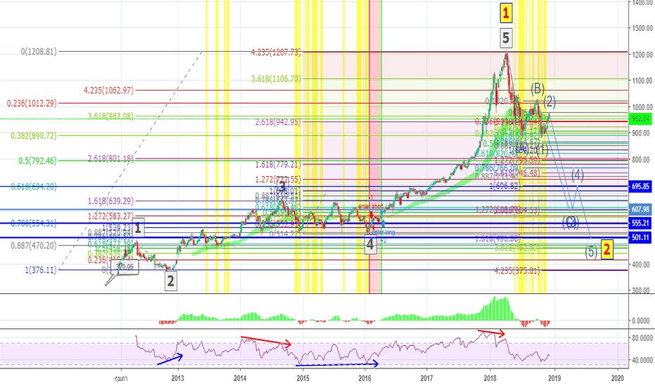 VNINDEX: VNI ดัชนีตลาดหุ้นเวียดนาม on the way of major wave II
