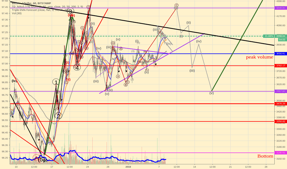 BTCUSD: Bitcoin Elliott Wave update
