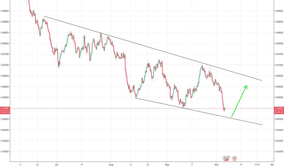 NZDUSD: NZD/USD Price Bounce
