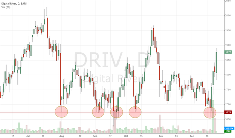 DRIV: Support that holds
