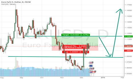 EURUSD: euro still in long position