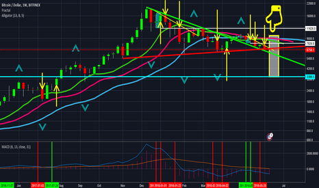 BTCUSD: #bitcoin worst case with global market impact by end June Y/N