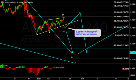 AUDUSD: AUDUSD wait for flag !