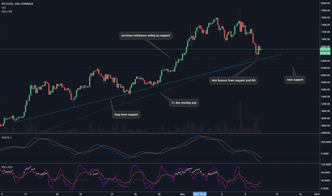 BTCUSD: BTC/USD Support