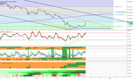 XRPBTC: XRP Trading scenario