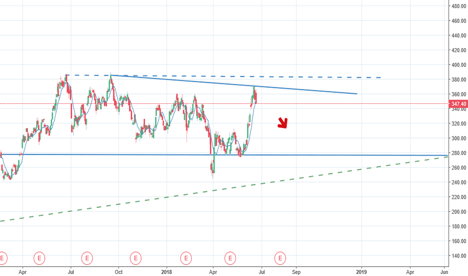 TSLA: TSLA: Might test previous support!