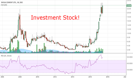 SHIVACEM: Shiva Cement - Investment Stock!