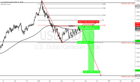 USDCAD: USDCAD LONG TERM OPINION