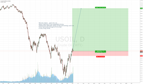 USOIL: [Gartman Report] Buy Oil NOW !