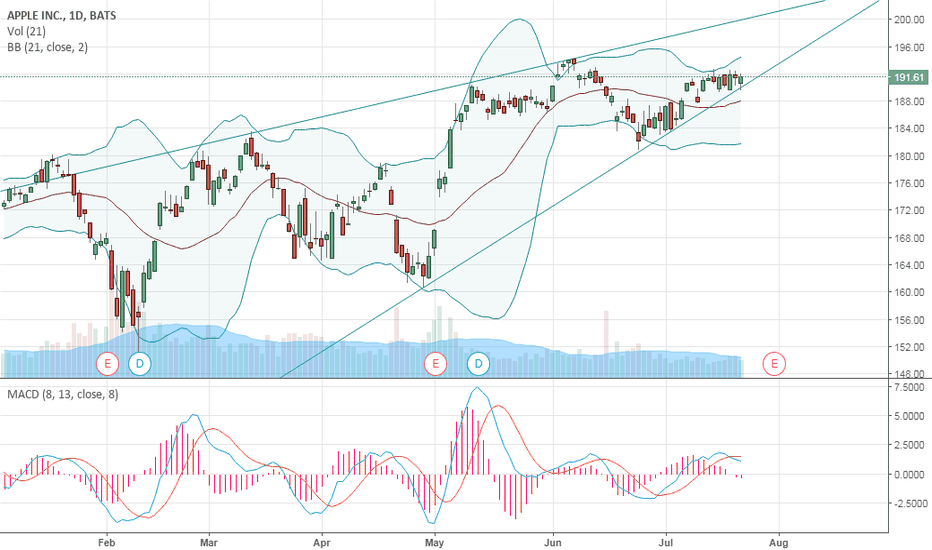 AAPL: AAPL looking solid for 201