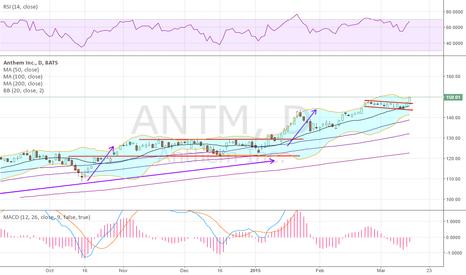 ANTM: Top 10 last week, broke out and looks good