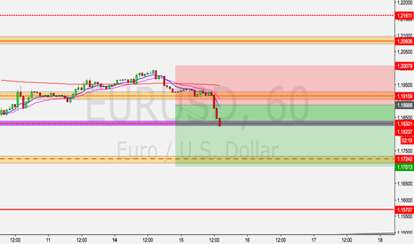 EURUSD: EUR/USD Shor