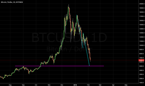 BTCUSD: Bitcoin: Possible $5000 Price Tag