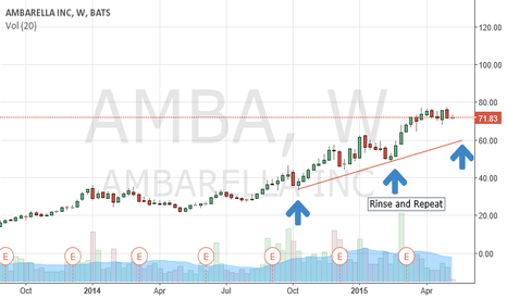 AMBA: Looks like a familar pattern
