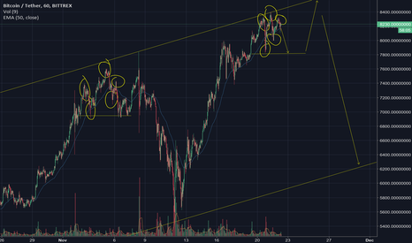 BTCUSDT: BTCUSD prediction for new ATH at 8600