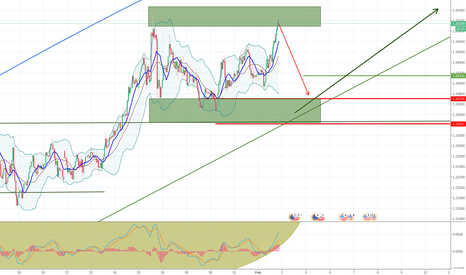 EURUSD: Eur/usd long term still bullish but we may test 1.2380 to 1240