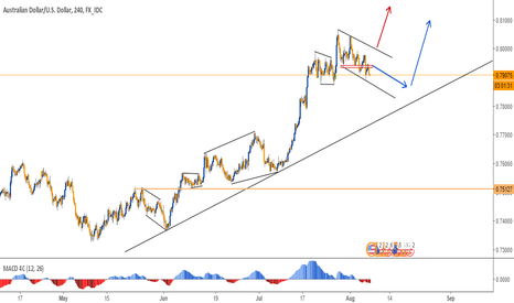 AUDUSD: LONG SET UP IN AUDUSD - 4H CHART