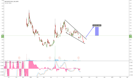 NEOT: NEOT - EXPECTING A BREAKOUT TO THE UPSIDE