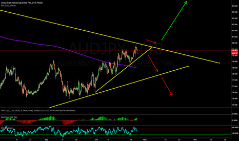 AUDJPY: AUDJPY Possible moves