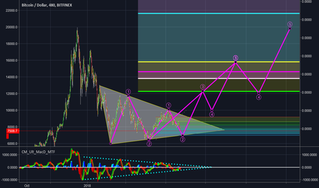BTCUSD: Something like this